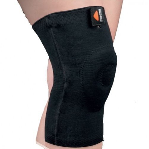 Opaska elastyczna na kolano wzmocniona 1542